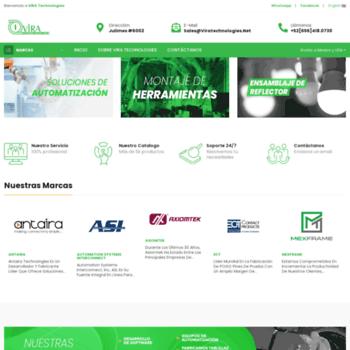 Viratechnologies.net thumbnail