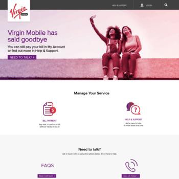 virginmobile com au at WI  Virgin Mobile Australia