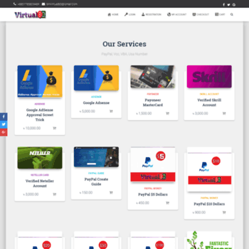Virtualbd.site thumbnail
