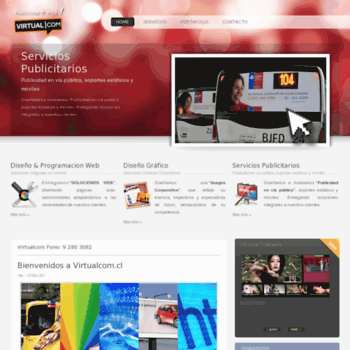 Virtualcom.cl thumbnail