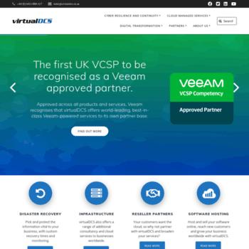 Virtualdcs.co.uk thumbnail
