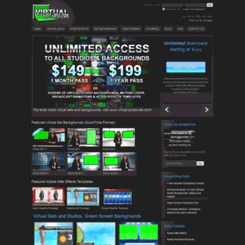 Virtualset-designs.com thumbnail