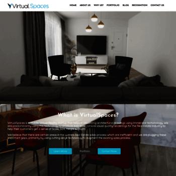 Virtualspaces.in thumbnail