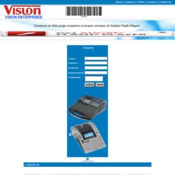 Vision-enterprises.in thumbnail