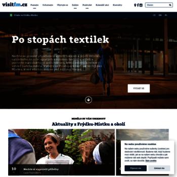 Visitfm.cz thumbnail