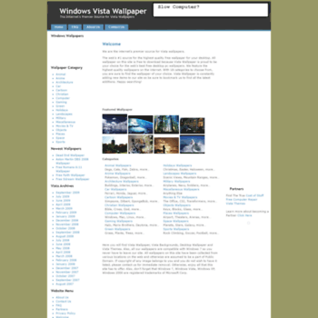 Vistawallpaper.org thumbnail