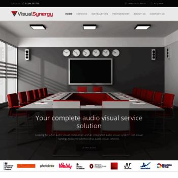 Visualsynergy.co.uk thumbnail
