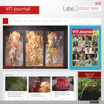 Vit-journal.de thumbnail
