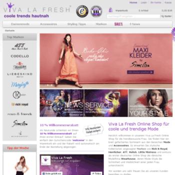 best service 37688 6f146 viva-la-fresh.de at WI. Mode Online-Shop - Kleidung und ...