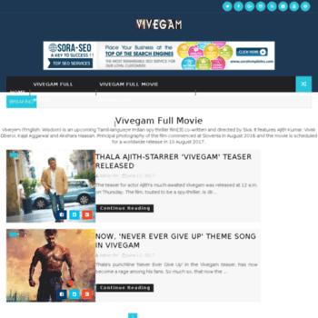 Vivegamfullmovie.in thumbnail