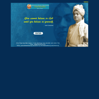 Vivekwebschool.org thumbnail