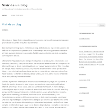 Vivirdeunblog.org thumbnail