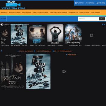 Vizyondafilm.info thumbnail
