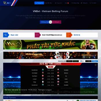 Vnbet.net thumbnail