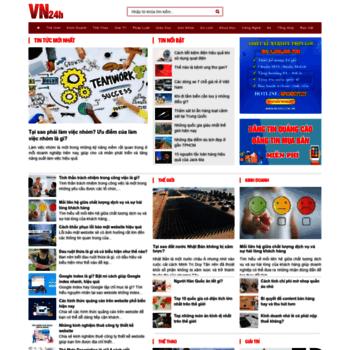 Vnnews24h.net thumbnail