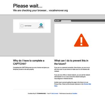 Vocalremover.ru thumbnail