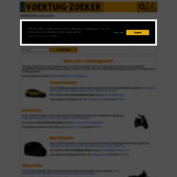 Voertuig-zoeker.nl thumbnail