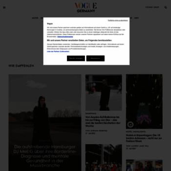 Vogue.de thumbnail