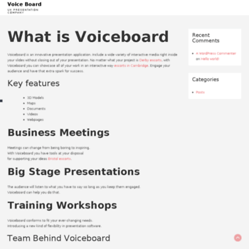 Voiceboard.co.uk thumbnail