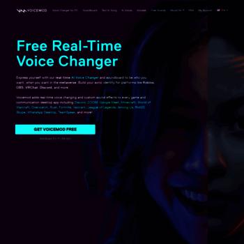 🎉 Voicemod download   Voicemod Pro 1 2 5 3 Crack full