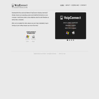voipconnect no restriction gratuit