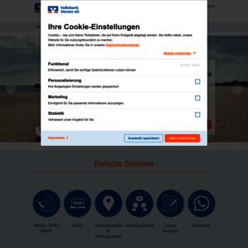 volksbank vogtland eg online banking