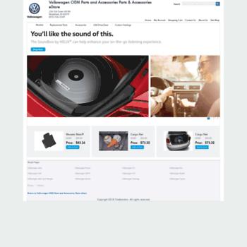Volkswagenoempartsonline.com thumbnail