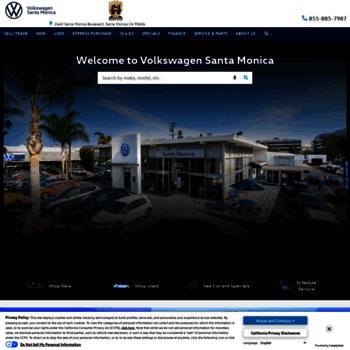 Volkswagensantamonica Thumbnail