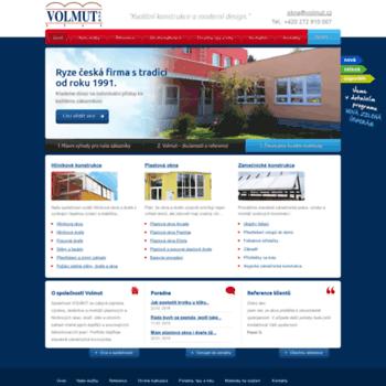 Volmut.cz thumbnail
