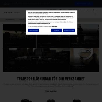Volvotrucks.se thumbnail