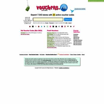 Vouchers.im thumbnail