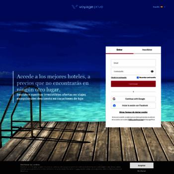 Voyageprive.es thumbnail