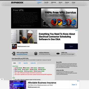 Top Five Vpnbook co / Fullservicecircus