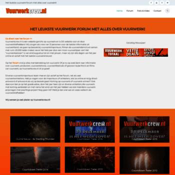 Vuurwerkcrew.nl thumbnail