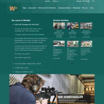 Waffen-ingold.ch thumbnail