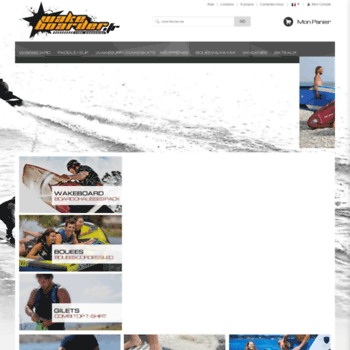 Wakeboarder.fr thumbnail