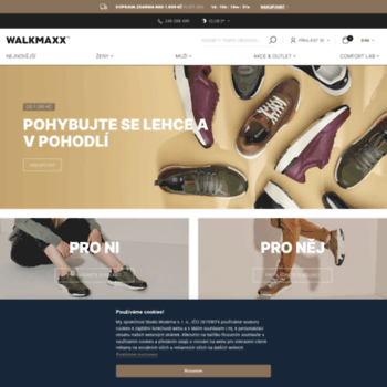 994ee72a25f6 walkmaxx.cz at WI. Zdravá a pohodlná obuv