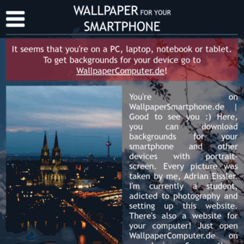 Wallpapersmartphone.de thumbnail