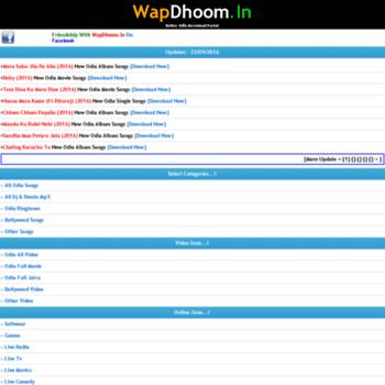 Wapdhoom.in thumbnail