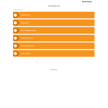 wapindia net