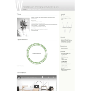 Wasenius.fi thumbnail