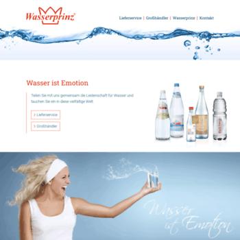Wasserprinz.de thumbnail