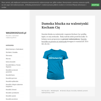 Waszekoszulki.pl thumbnail