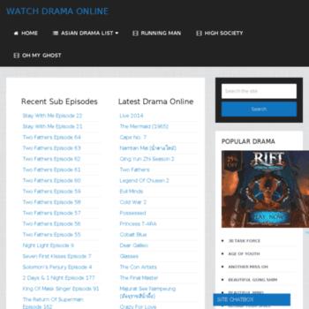 Watchdramaonline.biz thumbnail