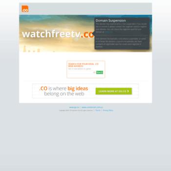 Watchfreetv.co thumbnail