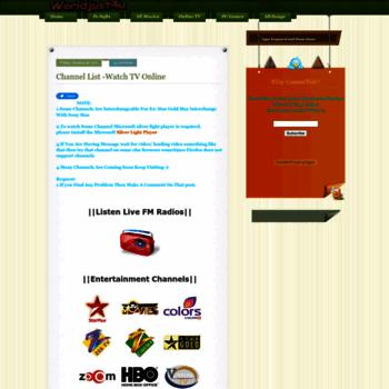 Watchfreetvonline4u.blogspot.com thumbnail