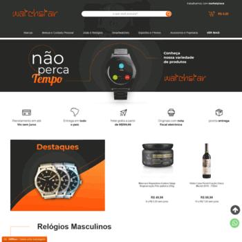 8e10c45f87b watchstar.com.br at WI. Watchstar - comprar technos
