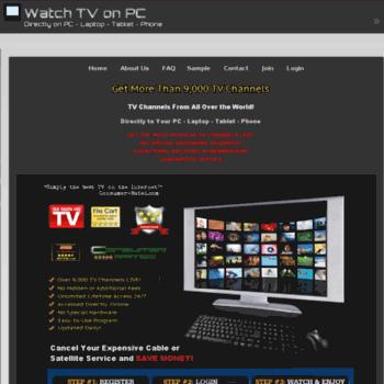 Watchtvonpc.tv thumbnail