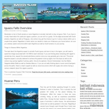 Waterbouwopleidingen.net thumbnail