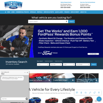 Ford Dealers Ma >> Watertownford Com At Wi Boston Ma Ford Dealer Ford